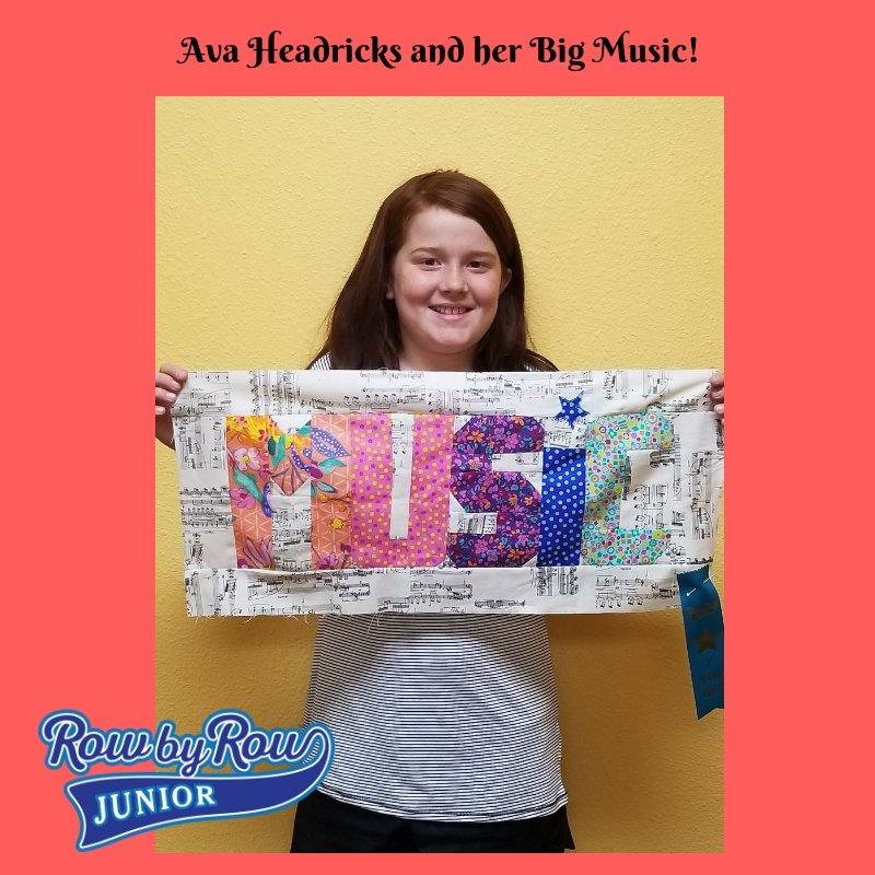 Ava's Big Music