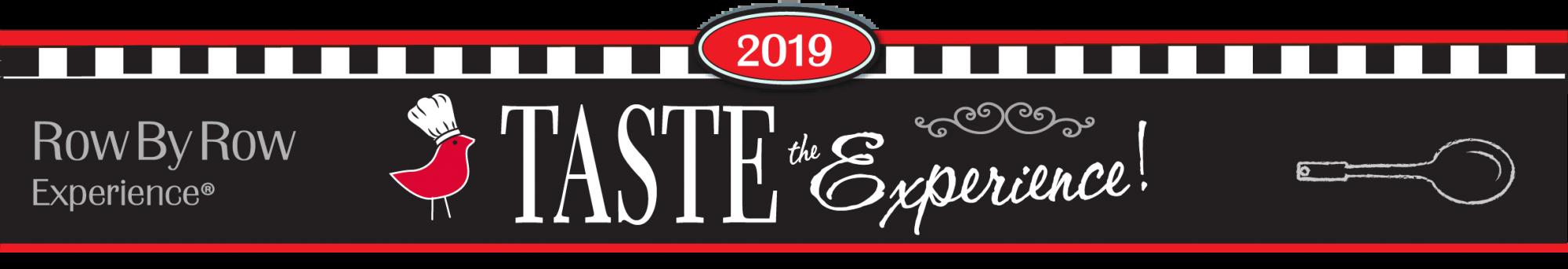 Row By Row Experience 2019