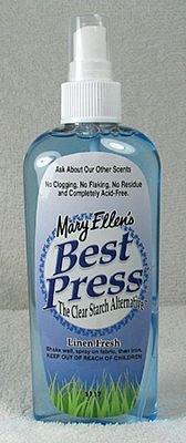 Best Press Linen Fresh 6oz