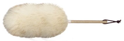 10 Natural Lambswool Duster