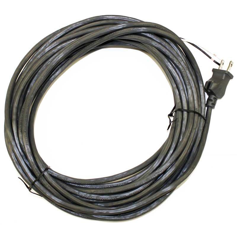 40' Black 2-wire Cord