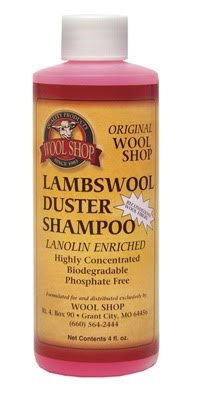 Lambswool Duster Shampoo