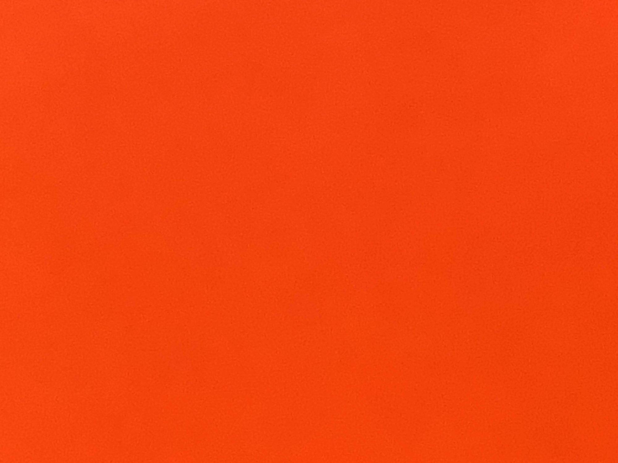 Stahls' Neon Orange Fashion-Film Heat Transfer Vinyl 12 x 15