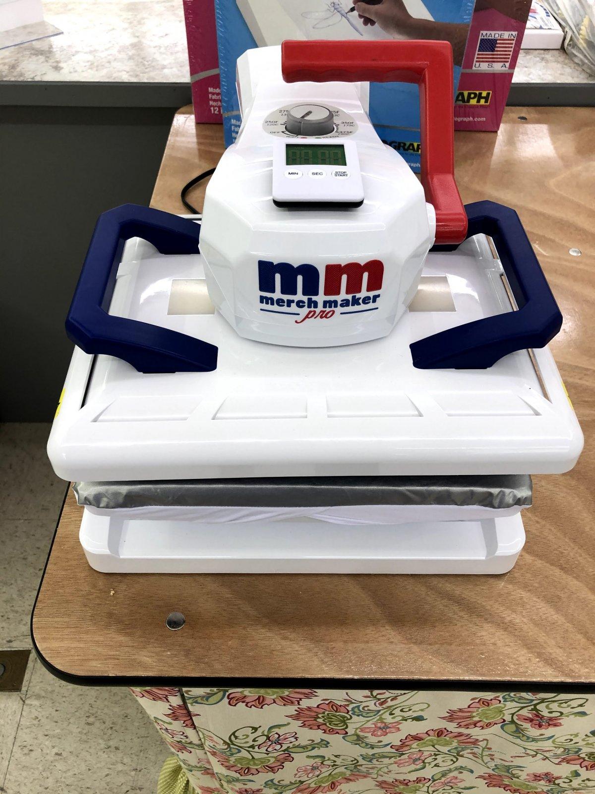 Merch Maker Pro Craft Heat Press