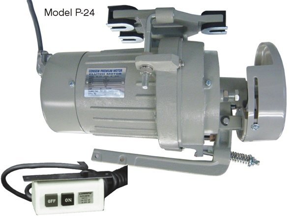 1/2 HP 1750RPM Clutch Motor