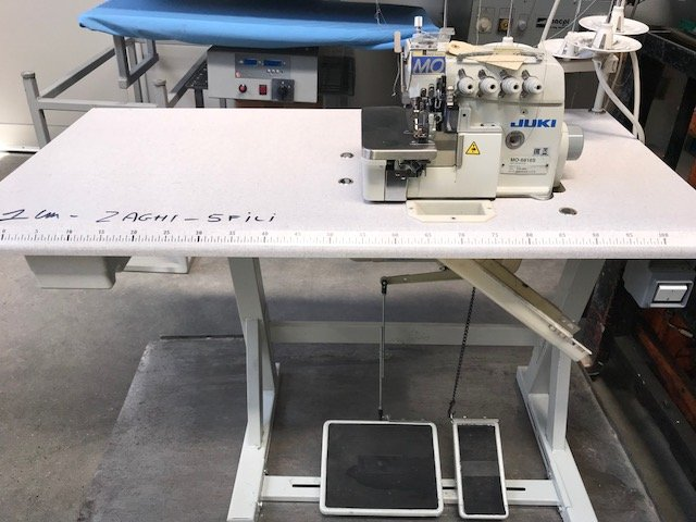 JUKI MO-6816 with Table and Servo Motor (Assembled and Shipped)