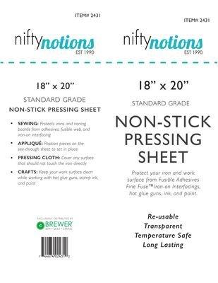 NN Pressing Sheet 20x18 Stan