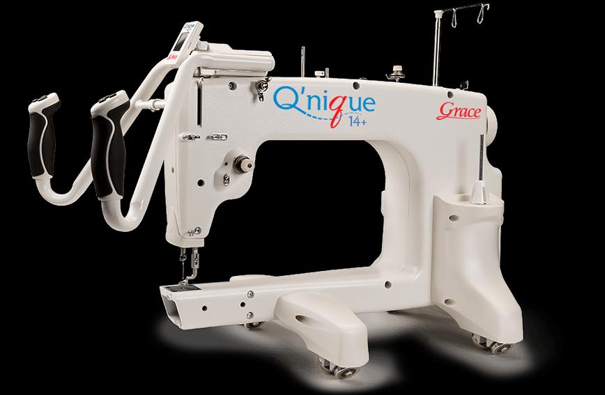 Q'nique 15PRO Quilting Machine