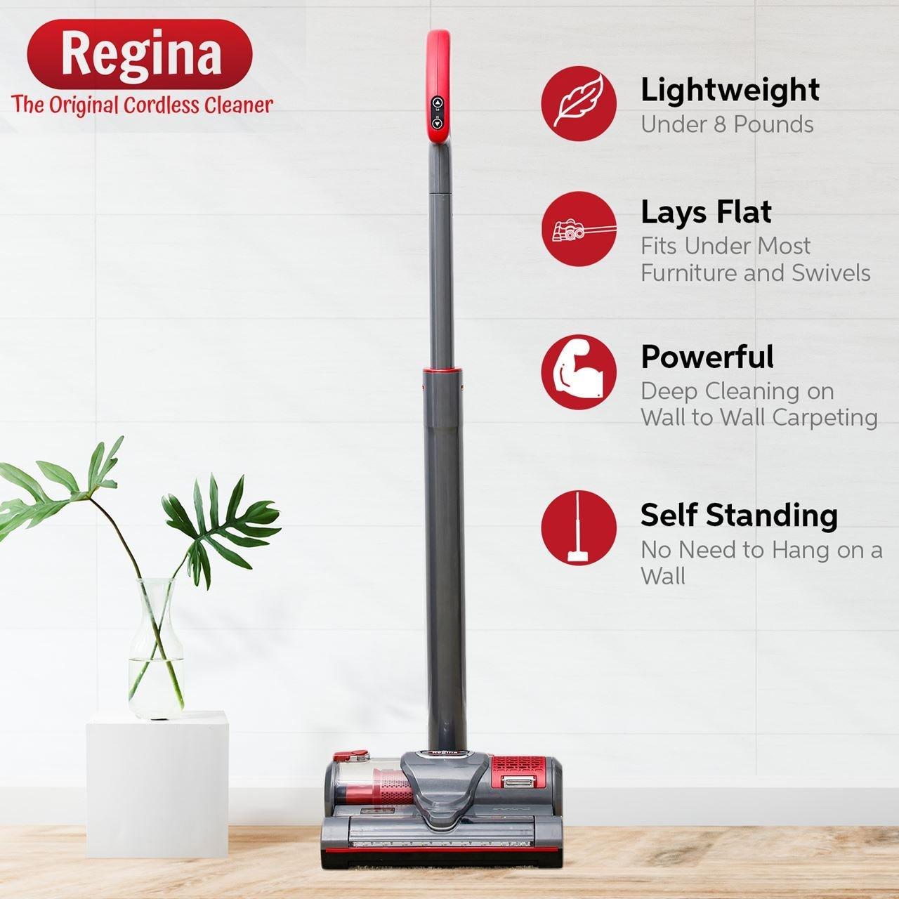 Regina Cordless Cleaner