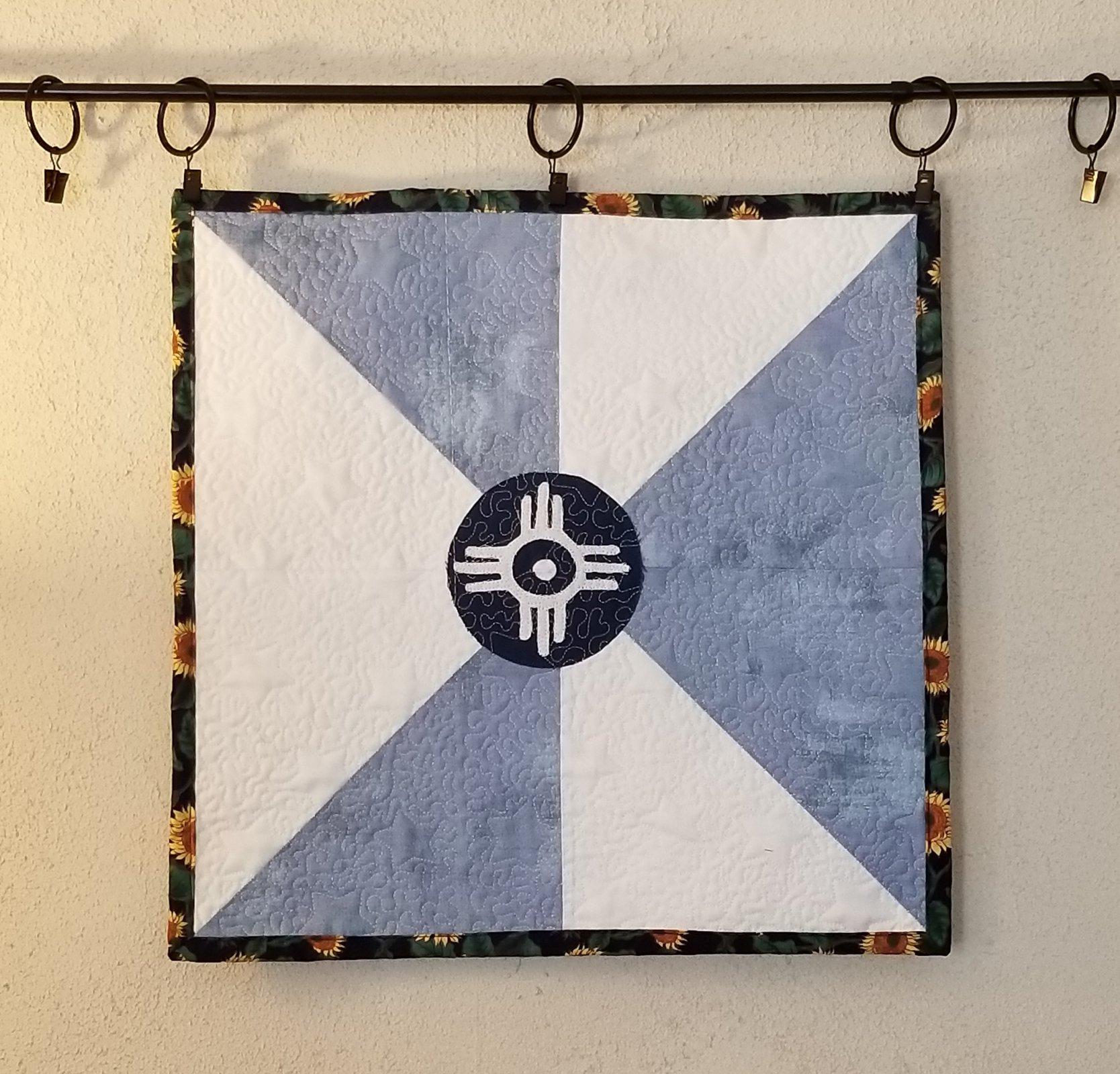 Wichita Flag - Quilters Trek Kit
