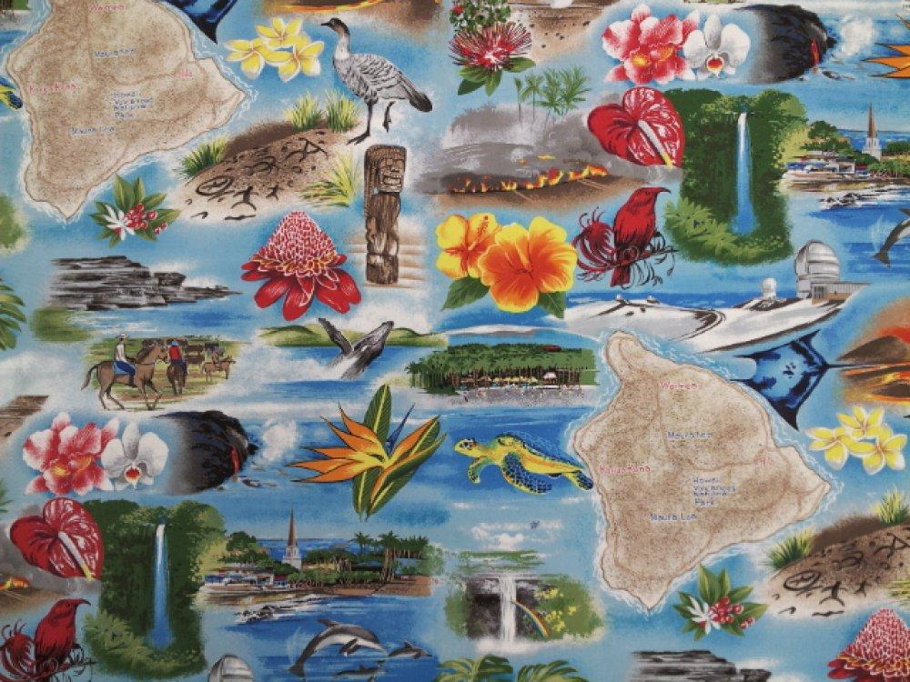 Big Island Fabric!