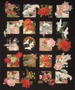 20 Asian Blocks Plus Quilt Pattern