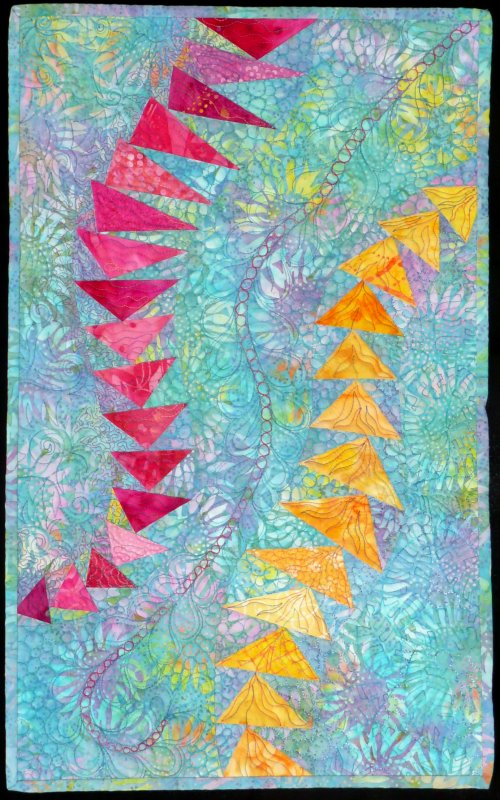 Curved Paper-Pieced Flying Geese with Sue Rasmussen : paper pieced flying geese quilt patterns - Adamdwight.com