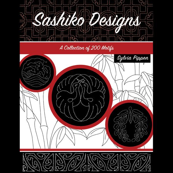 Sashiko Designs by Sylvia Pippen