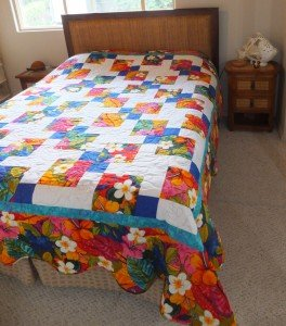Disappearing 9-Patch Quilt pattern