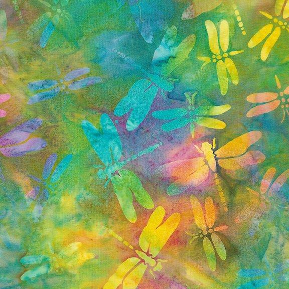 Island Batik Dragonfly - Snowcone 121826880