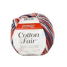 Premier Yarns Cotton Fair America