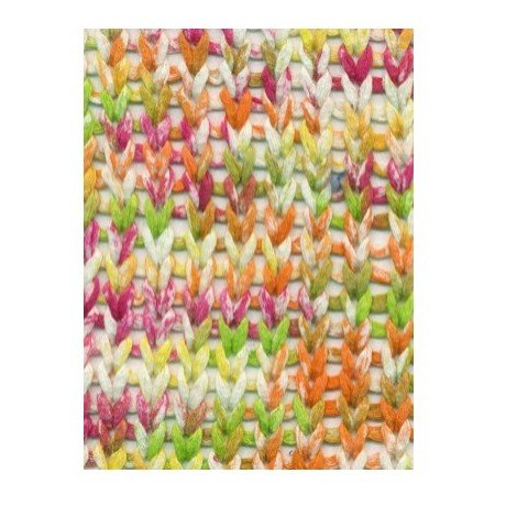 Katia Tahiti Spray Orange, Green, Yellow, Hot Pink, White 103