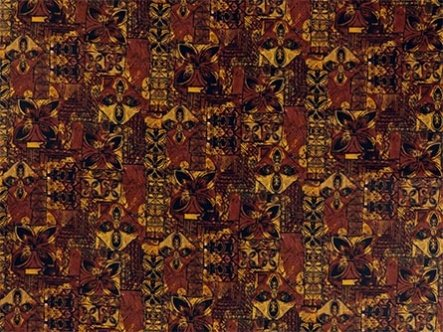 Kapa Design Fabric-Brown