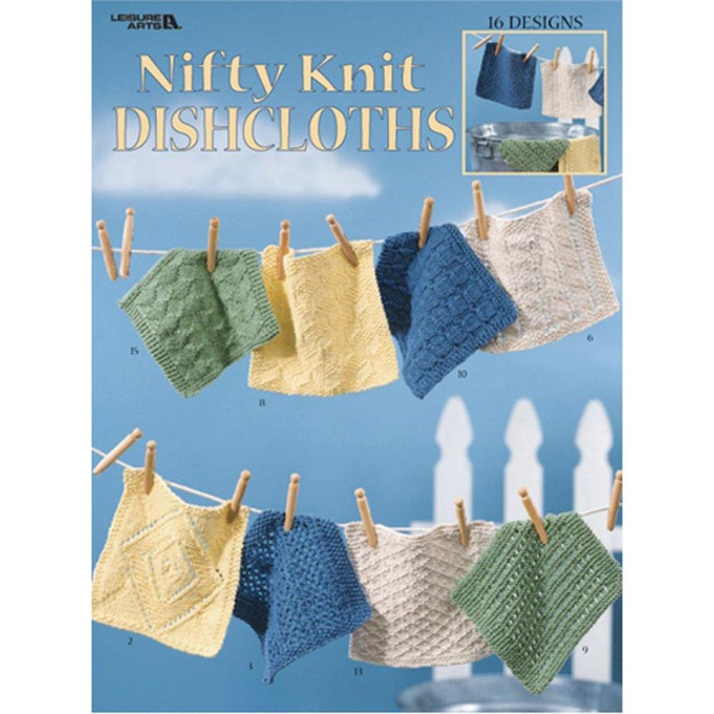 Nifty Knit Dishcloths