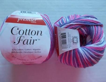 Premier Yarns Cotton Fair Valentine