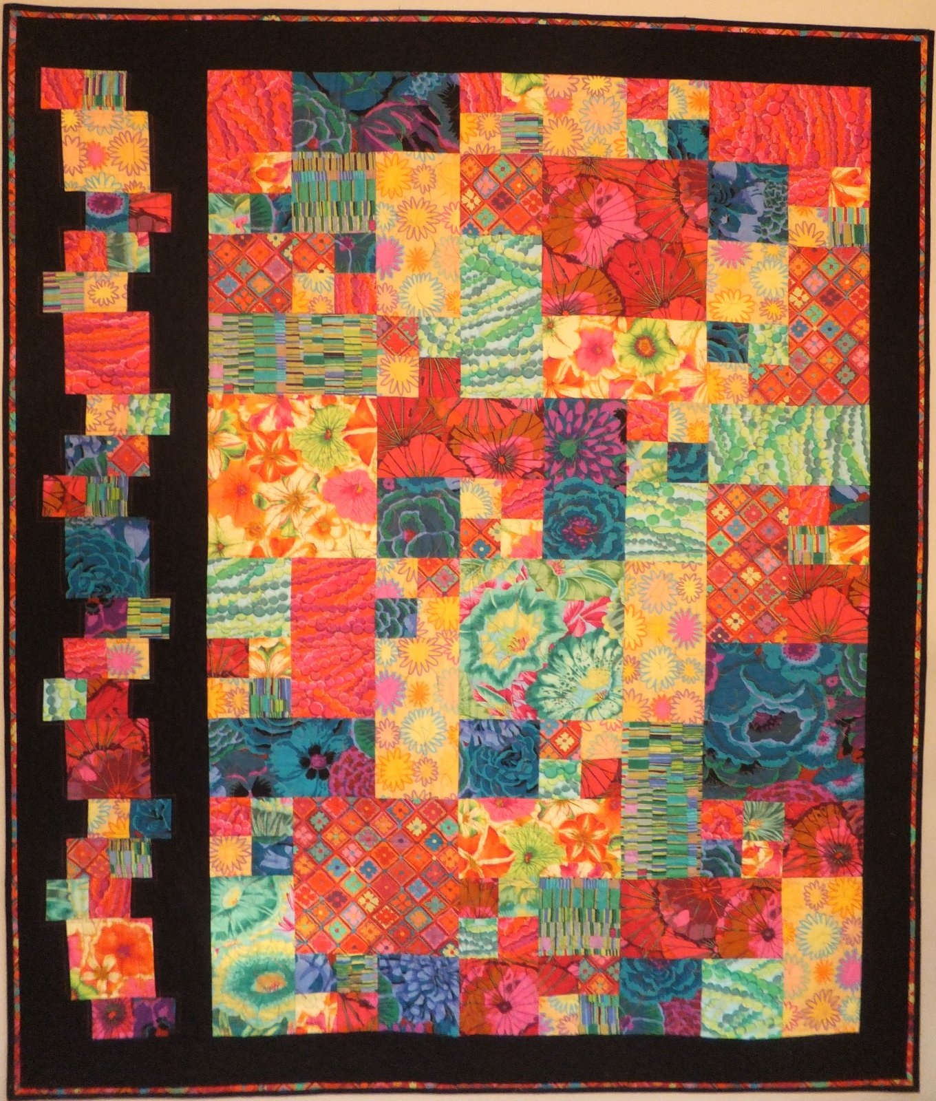 Stacked on the Side - Viv Smith/Willow Brook Quilts