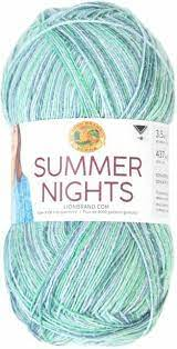 Lion Brand Summer Nights 301 Treasure Island