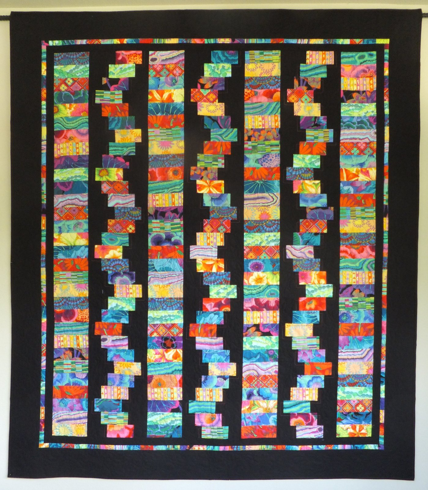 Wiggles 2 - Viv Smith/Willow Brook Quilts