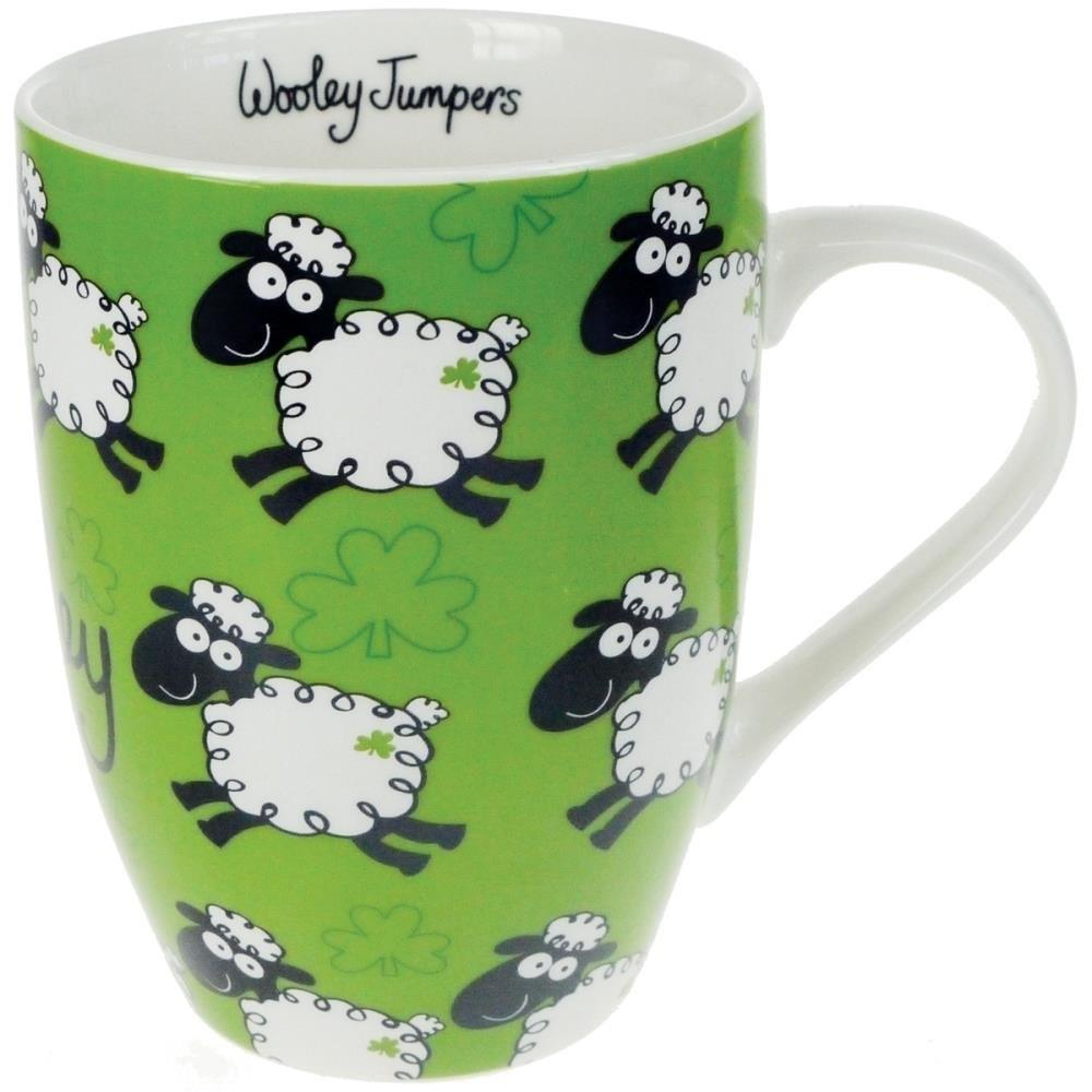 Shamrock Gift Co. Wooley Jumpers Tulip Mug