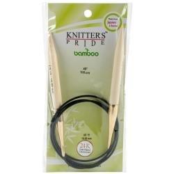 Knitter's Pride Bamboo 40 circular 10.00mm
