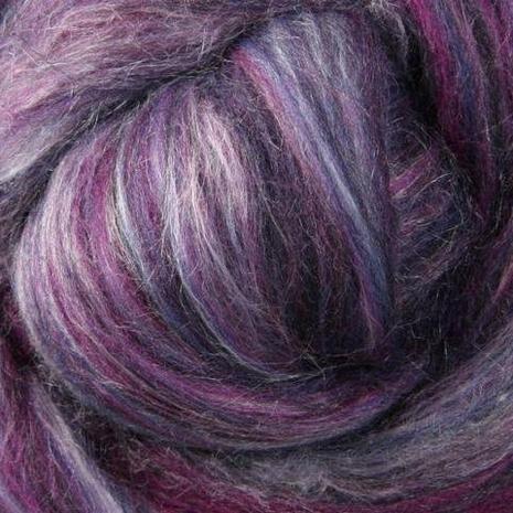 Ashford Silk Merino Sliver 1.1#