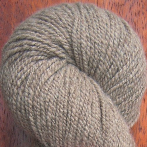 From the Mountain Afghan Cashmere Dk