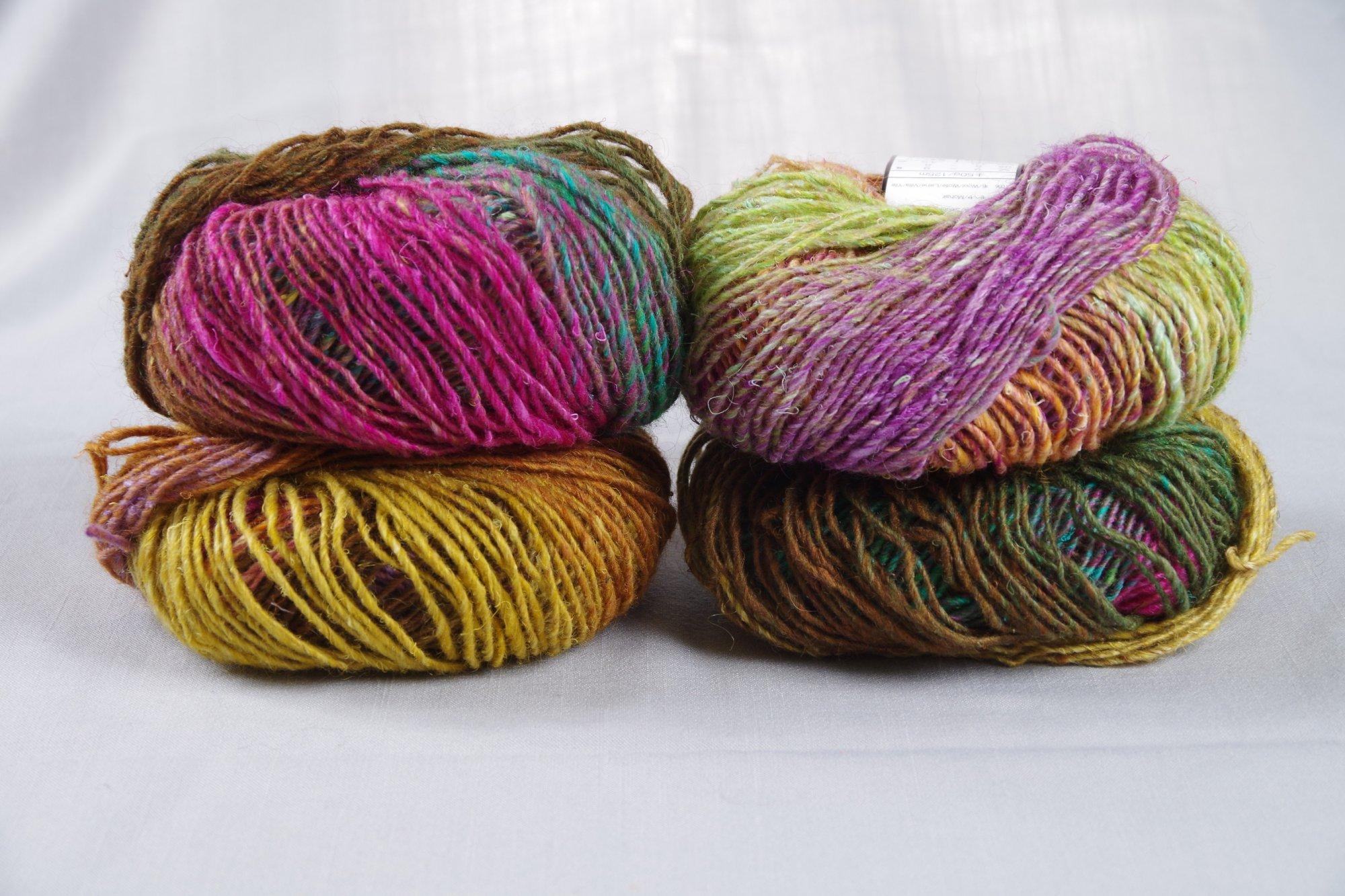 Noro Silk Garden Lite 2109