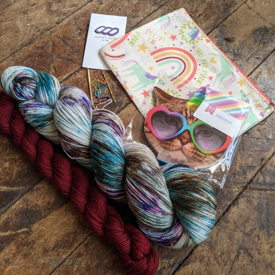 Lorna's Laces LYS Day 2021 Kit