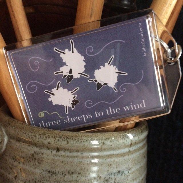 knitbaahpurl Key Chains/ Bag Tags