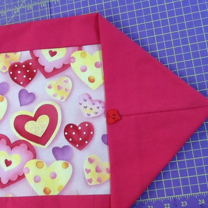 Valentine 10 Minute Table Runner,