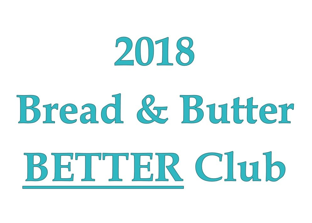 B&B BETTER Club Complete Set 2018