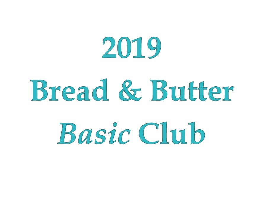 2019 Bread & Butter Basic Club