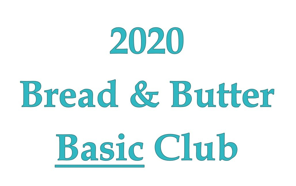 2020 Bread & Butter Basic Club