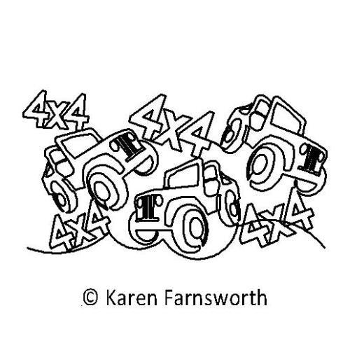 4x4 Jeeps e2e
