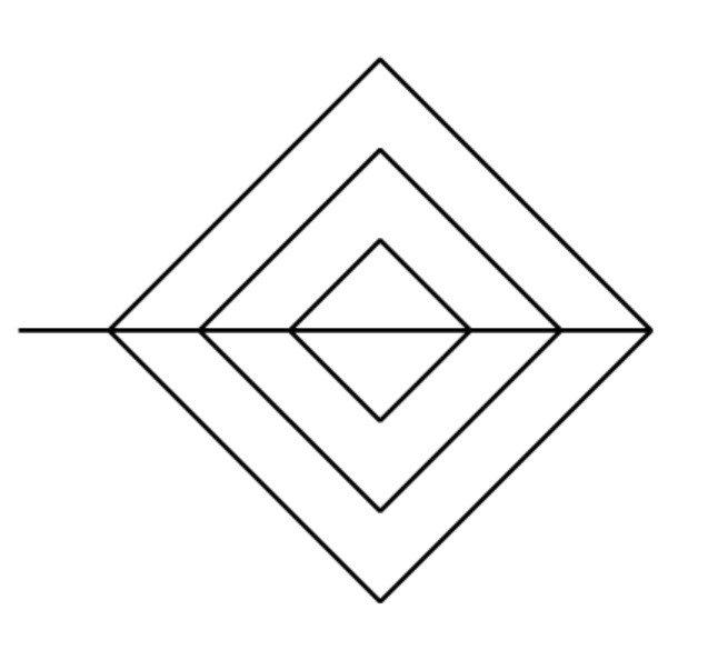 Alternating Diamond Echoes e2e