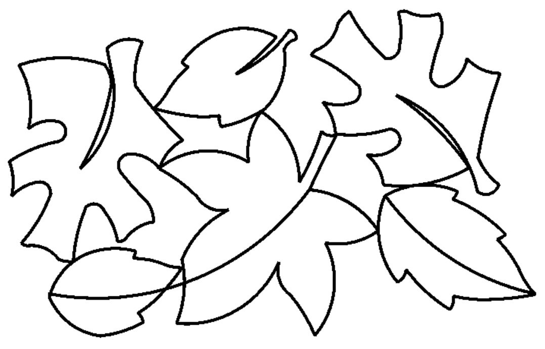 Autumn Splendor Leaves e2e