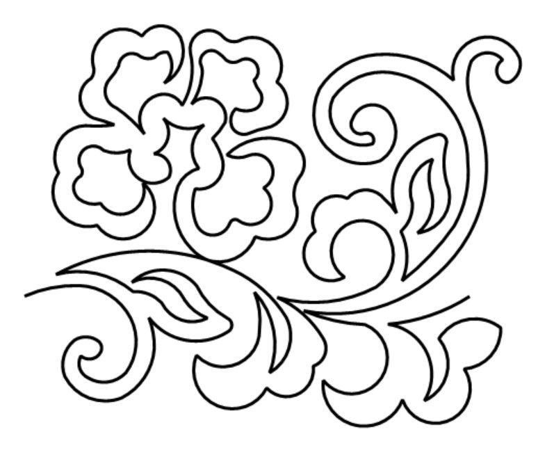 Batik Floral e2e