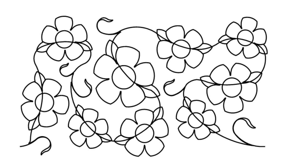 Calico Flowers e2e