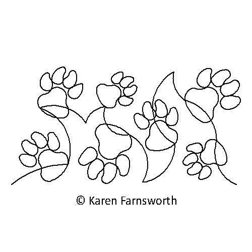 Dog Pawprint e2e