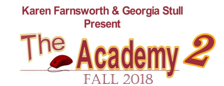 Academy Fall 2018 Semester