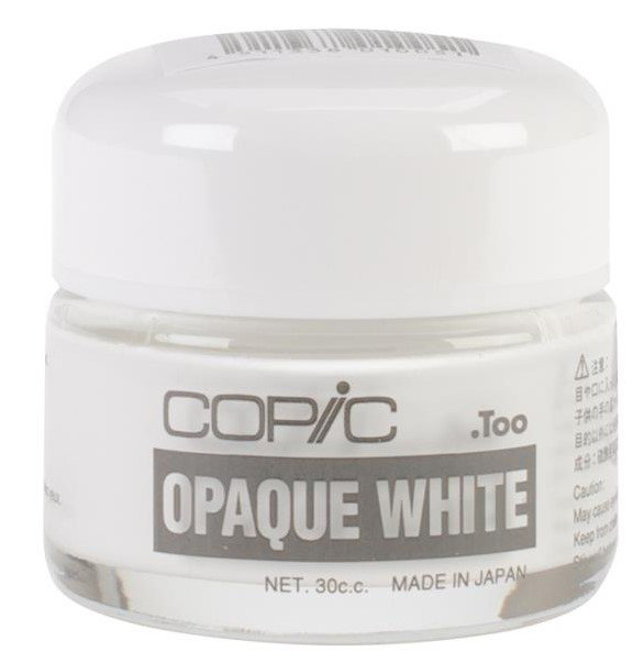 COPIC OPAQUE WHITE JAR