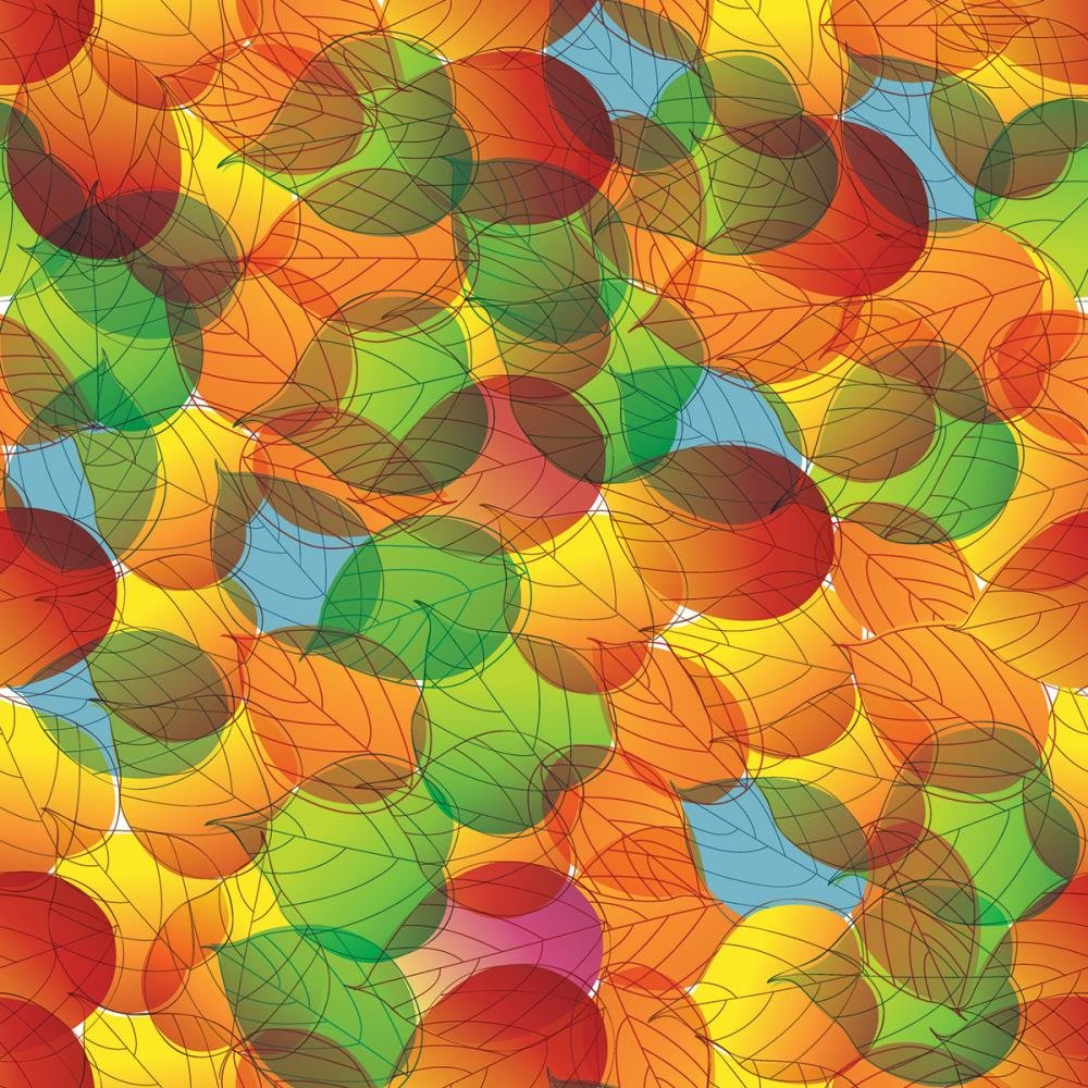 AUTUMN INSPIRED - Kaleidoscope of Colors