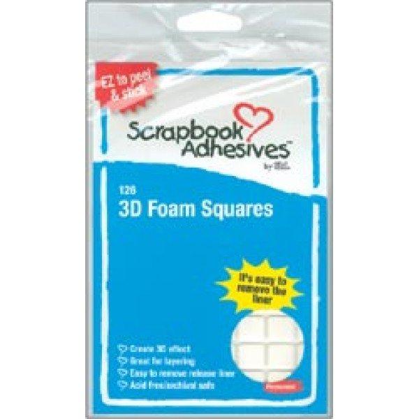 3D FOAM SQUARES
