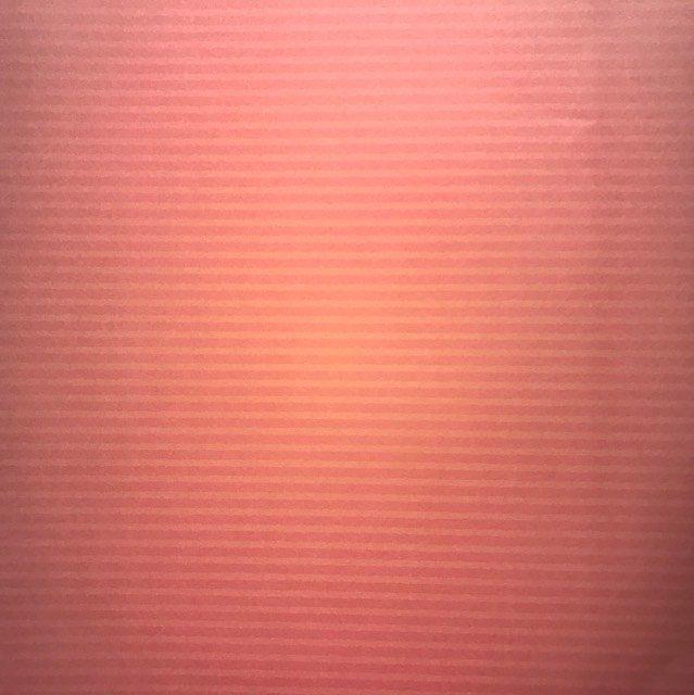 AUTUMN MORNING - Orange Stripes